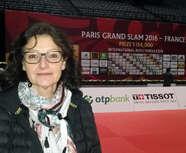 Une représente du JC Honfleur au tournoi de Paris